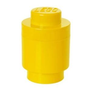 Żółt okrągły LEGO®