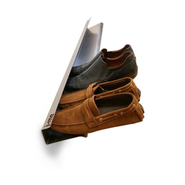 Półka na buty J-ME Shoe Rack, nierdzewna, 120 cm