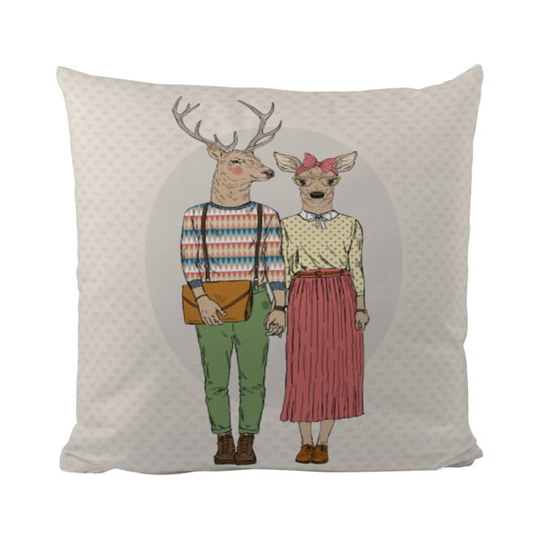 Poduszka Butter Kings Deer Couple