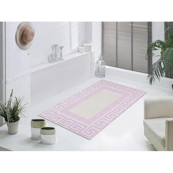 Wytrzymały dywan Versace, 160x230 cm, liliowy