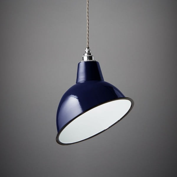 Klosz Angled Cloche Midnight Blue