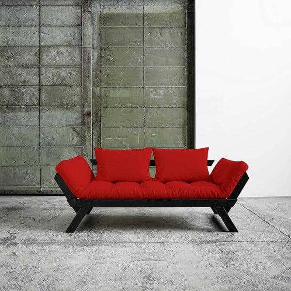 Sofa Karup Bebop Black/Red