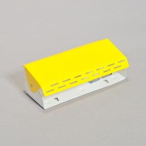 Żółta lampa stołowa ETH Lano