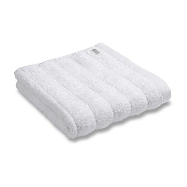 Zestaw 2 ręczników Soft Ribbed White, 30x50 cm