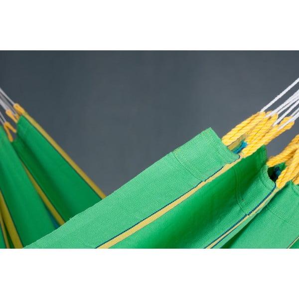 Hamak Currambera jednoosobowy, zielony