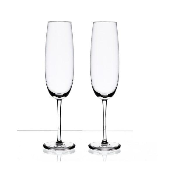 Zestaw 2 kieliszków do szampana - Maxim Velčovský, 160 ml