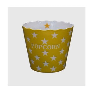 Miska na popcorn Krasilnikoff Yellow Star