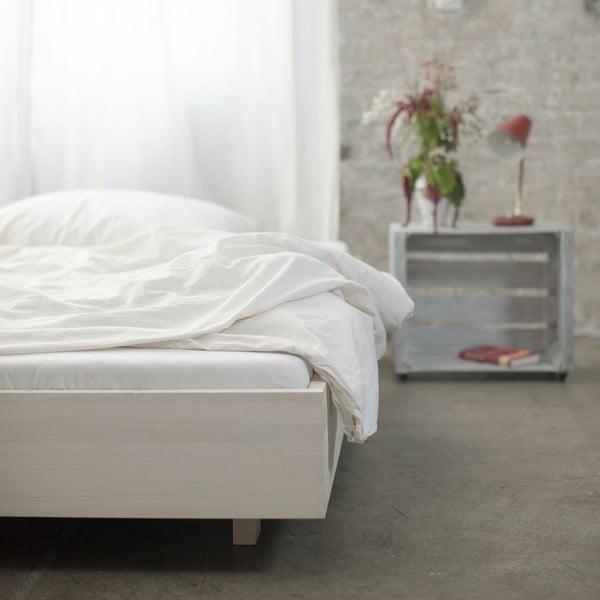 Łóżko sosnowe Swebe, 160x200 cm