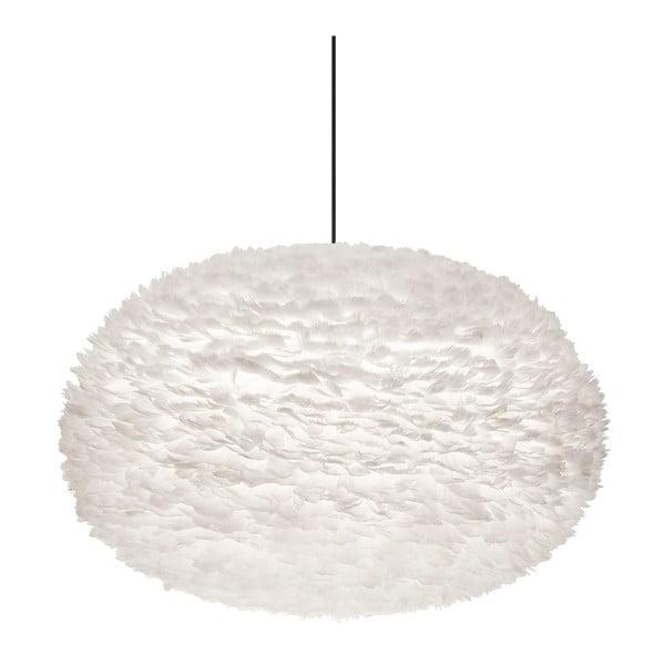 Biała lampa z gęsich piór VITA Copenhagen EOS, Ø101cm