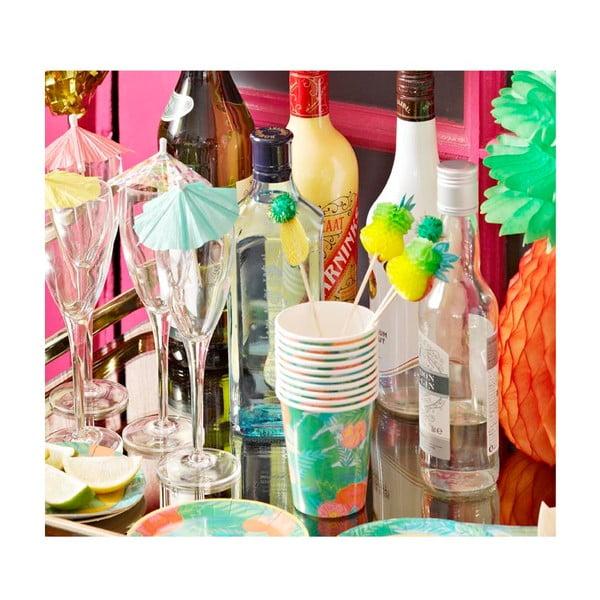Zestaw 12 kubeczków papierowych Talking Tables Fiesta