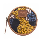 Żółty portfel na drobne O My Bag Circular