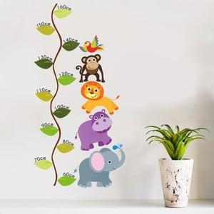 Naklejka Centymetr Jungle, 160 cm