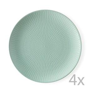 Zestaw 4 talerzy Granaglie Eau, 27 cm