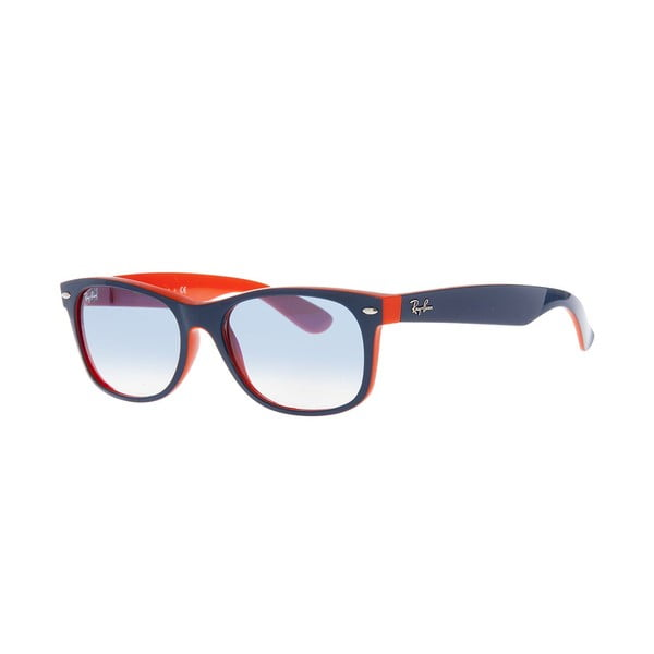 Okulary przeciwsłoneczne, męskie Ray-Ban 2132 Blue 55 mm