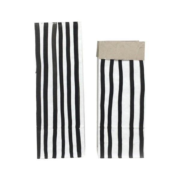 Torba do przechowywania ThatWay Vertical Stripes, 29 cm