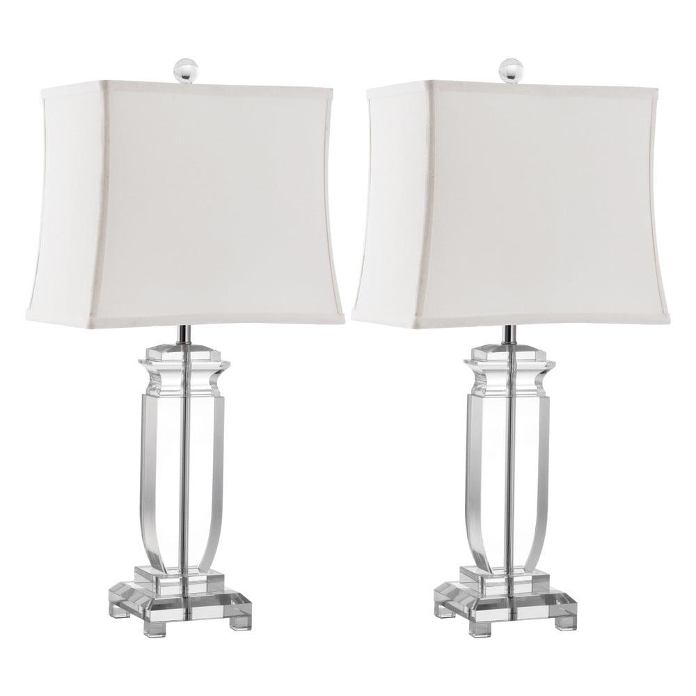 Zestaw 2 lamp stołowych Max