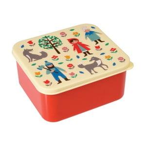 Pudełko śniadaniowe Czerwony Kapturek Rex London Red Riding Hood