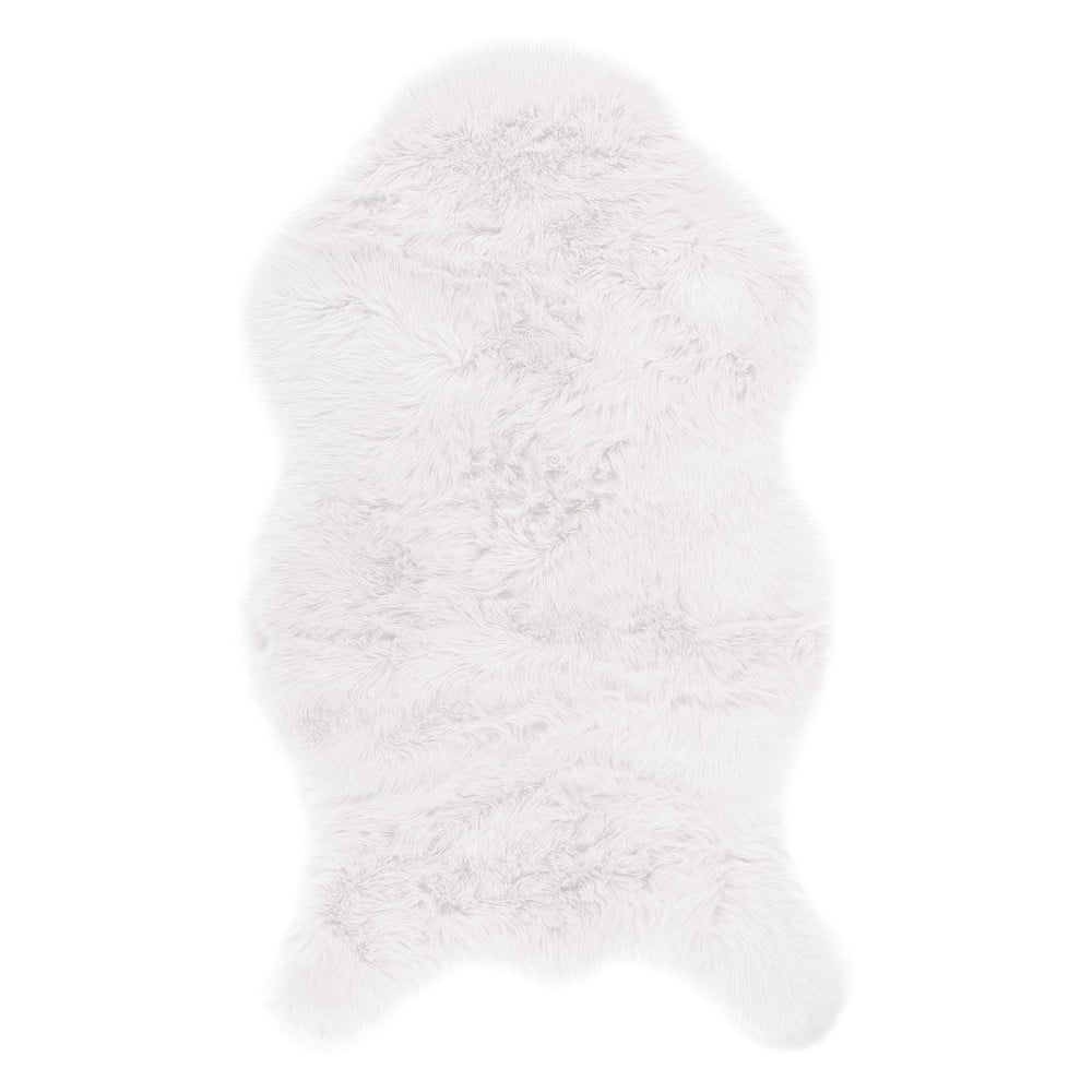 Beżowa sztuczna skóra Tiseco Home Studio Sheepskin, 80x150 cm