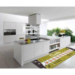 Wytrzymały dywan kuchenny Webtapetti Sushi, 60x300 cm