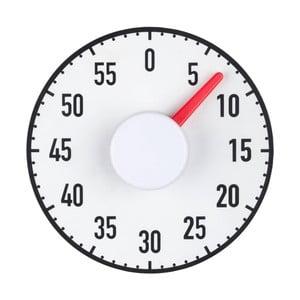 Magnetyczny minutnik Wenko Timer, 19 cm