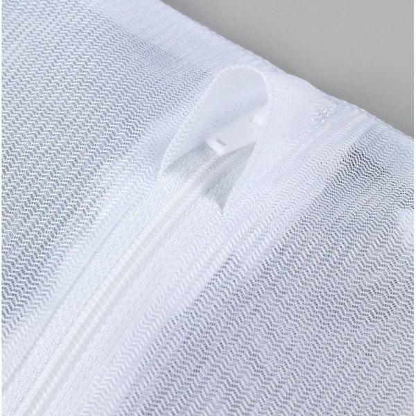 Biała duża siatka do prania Wenko Wash