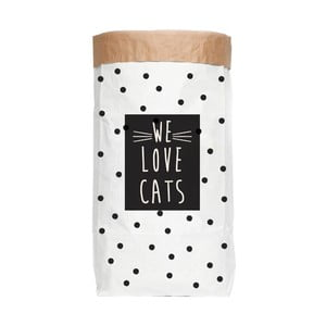 Torba papierowa Really Nice Things Love Cats