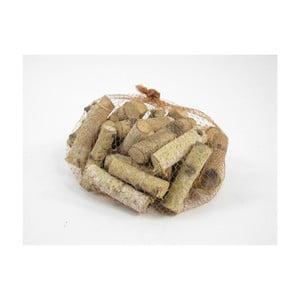 Dekoracyjne drewno brzozy Pieces, 500 g