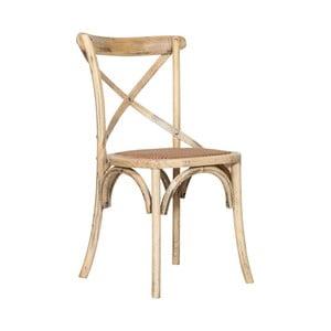 Krzesło drewniane Biscottini Mandela