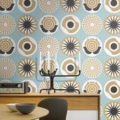 Flizelinowa tapeta Clocks, 0,53x10,05 m