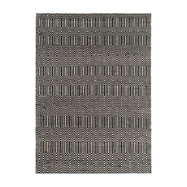 Dywan Sloan Black, 100x150 cm