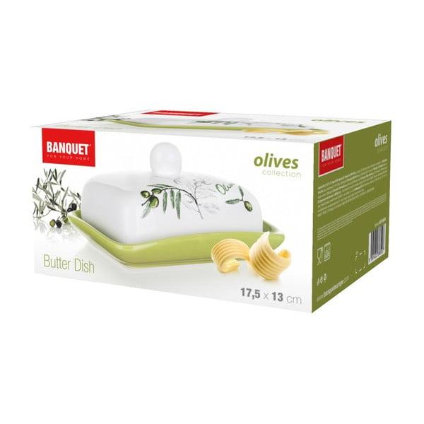 Maselniczka ceramiczna Banquet Olives