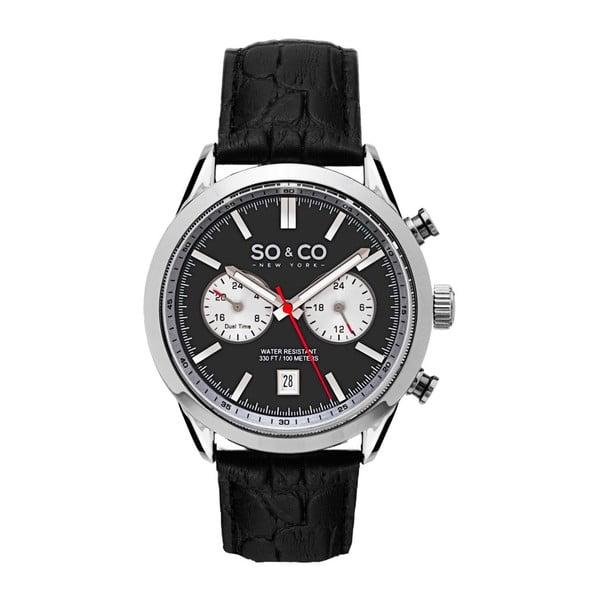 Zegarek męski Monticello Style Silver/Black