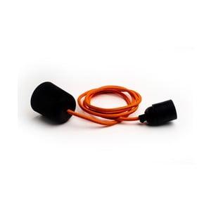Kolorowy kabel Loft, marchewka