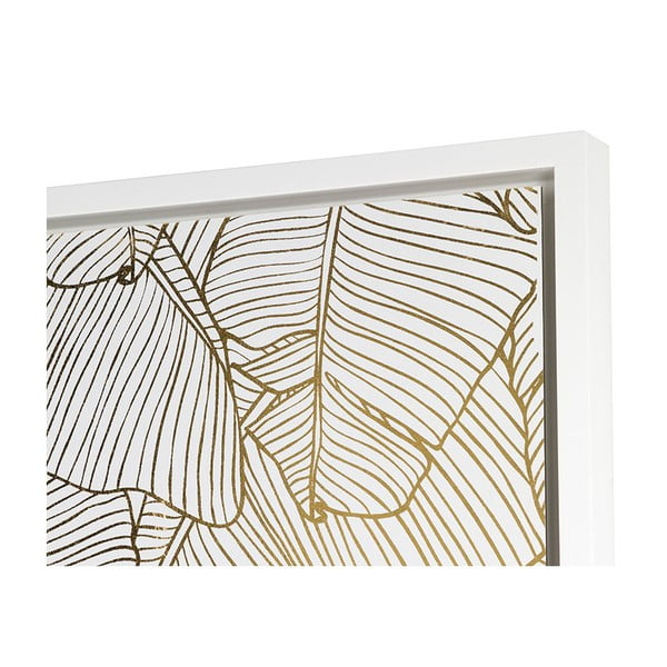Obraz Santiago Pons Leaves, 104x104cm