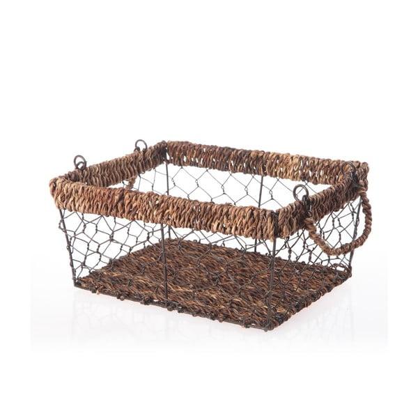 Wiklinowy koszyk Wicker, 28 cm