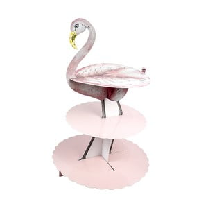 Etażerka papierowa Talking Tables Flamingo