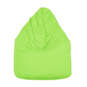Zielony worek do siedzenia Sit and Chill Cebu