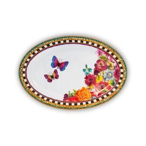 Porcelanowa taca Melli Mello Eliza, 30.5 cm