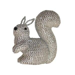Dekoracyjna figurka Strass Squirrel
