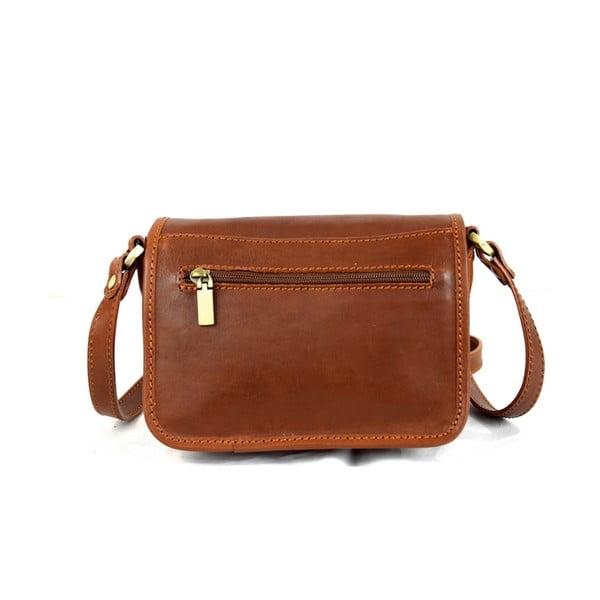 Skórzana torebka Santo Croce 8802 Brown