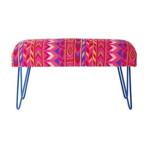 Ławka Kare Design Izzy Inca