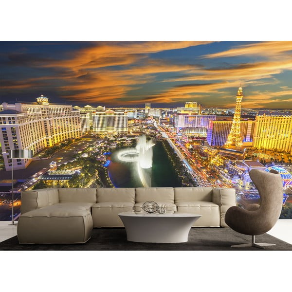 Tapeta wielkoformatowa Las Vegas, 315x232 cm
