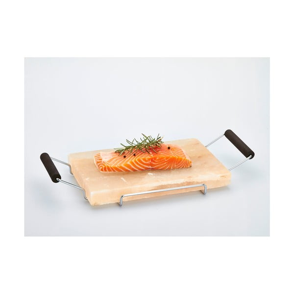 Taca z płyty solnej Salt Plate, 22x45 cm
