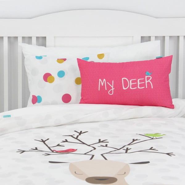 Poszwa na kołdrę i poduszkę My Deer 140x200 cm