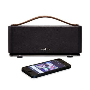 Przenośny głośnik z wbudowanym mikrofonem Veho Bluetooth 360 M6