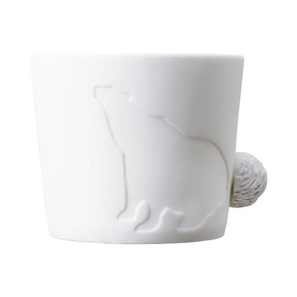 Kubek Kinto Niedźwiedź z ogonkiem, 450 ml