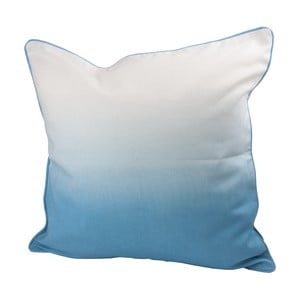 Poduszka Dipdye 50x50 cm, niebieska