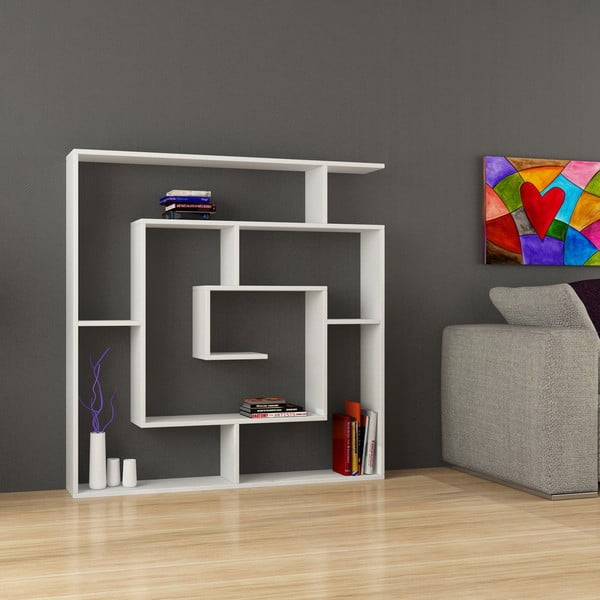 Biblioteczka Labyrint White