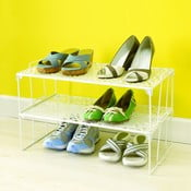 Jednopiętrowa półka na buty Design Ideas Vinea