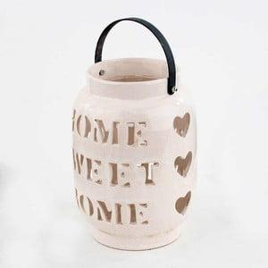 Ceramiczny lampion Home